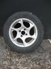 продам шины / диски б/у