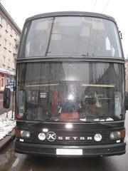 Автобус Сетра S216HDS (Setra S216HDS)1987 г.в.,  красно-белый 45000$