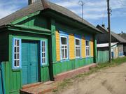 Продам дом на берегу озера в парковой зоне.г.Лепель