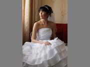 продам нежное белое свадебное платье