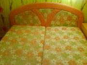 двухспальная кровать новая