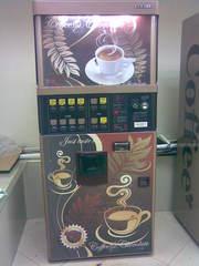 ПРОДАМ сеть кофе-автоматов 5 шт. можно по-одному