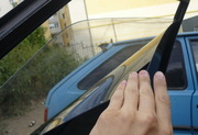 Съёмная  авто тонировка на любой автомобиль