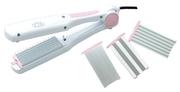 Щипцы для волос ETA 0330,  3 набора сменных пластин
