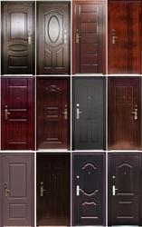 Входные двери металлические в Витебске Самые низкие цены.