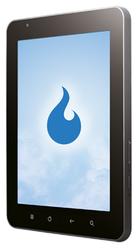 QUMO Flame — интернет-планшет с емкостным экраном и 3G