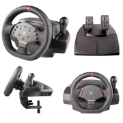Руль для PC Logitech MOMO Racing Force Feedback Wheel