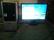 Компьютер,  AMD Athlon 64 X2 4800 ,  2-ядерный,  ОЗУ 2560 МБ,  HDD 320 Гб,