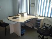 большой офисный стол на два рабочих места