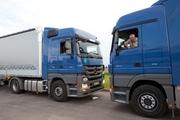 Приглашаем на работу водителей-международников.