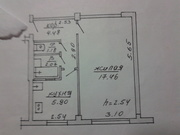 Продам однокомнатную квартиру на ДСК  г. Витебск