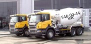 Продажа и доставка бетона в Витебске