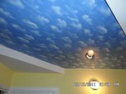 Натяжные потолки Безшовные