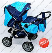 Продам коляску-трансформер VIKI LUX новую