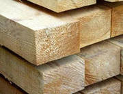 Брус деревянный,  доска обрезная и необрезная