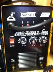 СВАРОЧНЫЙ АППАРАТ NIKKEY MIG/MMA-220 IGBT