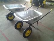 ТАЧКА строительная Shtenli 130-350 (1 колесо,  130 л,  350 кг)