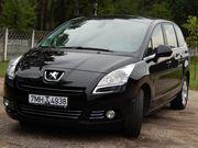 Peugeot 5008 7мест 1.6HDI 6МКПП -2011г.в.