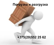 Услуги профессиональных грузчиков.