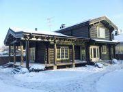 Проектируем производим и монтируем деревянные дома из лафета по норвеж