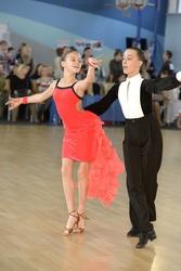 Турнир по спортивным танцам в Витебске