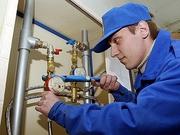 Обслуживание приборов учёта тепла,  промывка систем отопления,  паспорта