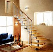 Проектируем,  изготавливаем,  устанавливаем модульные лестницы