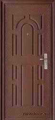 Дверь Браво металлическая