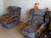 Два мягких кресла б/у в отличном состоянии