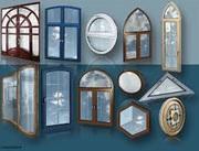ПВХ окна и двери с устано-й от производителя ОДО Витэлитстрой  Витебск