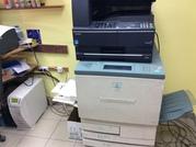 Продам Xerox DocuColor 12,  плоттер режущий и др.оборудование