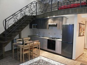 Квартира-студия в 2-а уровня