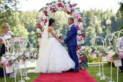 Свадебные выездные церемонии в Витебске