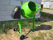 Бетономешалка Groser 140 - 200 литров Ушачи