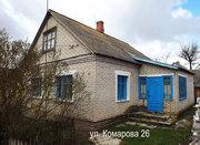 Продам кирпичный дом в г. Глубокое