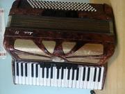 Готовый аккордеон Aida.... Возможен торг... Информация в объявлении...