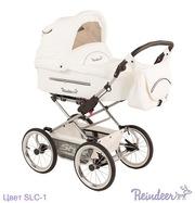 """Детская универсальная коляска """"Style - Leather Collection"""" (эко-кожа)"""