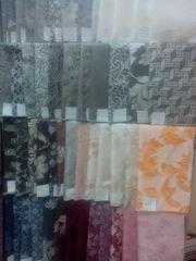 Нашу ткань – в ваши подушки,  скатерть и диван