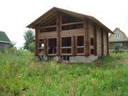Дом ручной рубки 126 м2