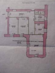 3-комнатная квартира по ул.Буденного