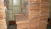 Лоток деревянный б/у