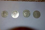 Продам монетки
