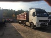 Перевозка зерна,  услуги зерновоза