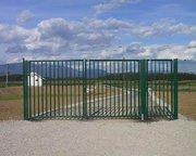 Калитки и ворота от производителя. Доставка в Витебск.
