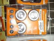 Фонарик светодиодный на батарейках