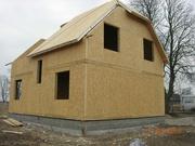 Строительство домов из СИП панелей по канадской технологии