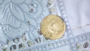 Монеьа 3 копейки 1937 года