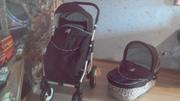 коляска детская,  коляска модульная в витебске продам