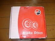 Тормозные диски для Peugeot,  Citroen (передние) (Витебск)