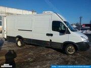 грузоперевозки грузов на автомобиле Ивеко Дейли
